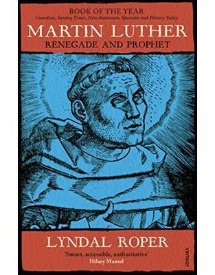 Libraria online eBookshop - Martin Luther - Lyndal Roper  - Random House