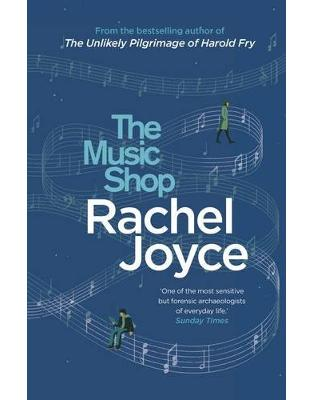 Libraria online eBookshop - The Music Shop - Rachel Joyce  - Transworld