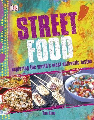 Libraria online eBookshop - Street Food  - Tom Kime - DK