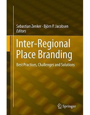 Libraria online eBookshop - Inter-Regional Place Branding - Sebastian Zenker, Björn P. Jacobsen - Springer