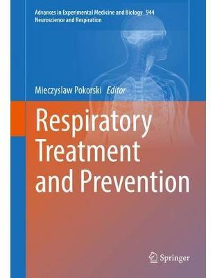 Libraria online eBookshop - Respiratory Treatment and Prevention - Mieczyslaw Pokorski  - Springer