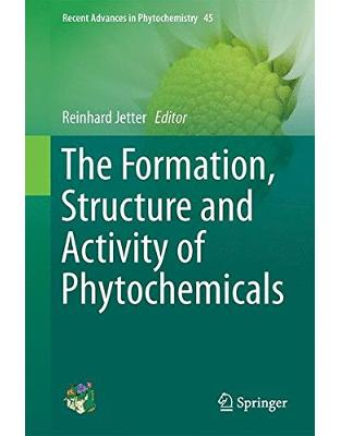 Libraria online eBookshop - The Formation, Structure and Activity of Phytochemicals - Reinhard Jetter  - Springer