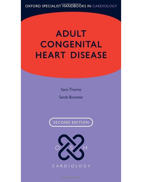 Libraria online eBookshop - Adult Congenital Heart Disease (Oxford Specialist Handbooks in Cardiology)  -  Sara Thorne , Sarah Bowater - OUP Oxford