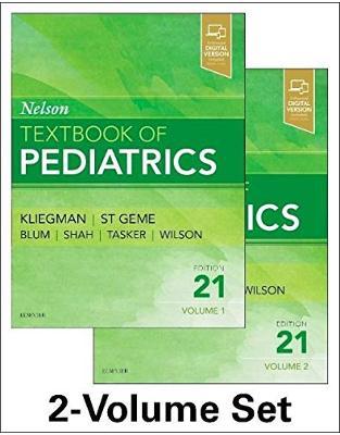 Nelson Pediatrie. Nelson Textbook of Pediatrics, 2-Volume Set