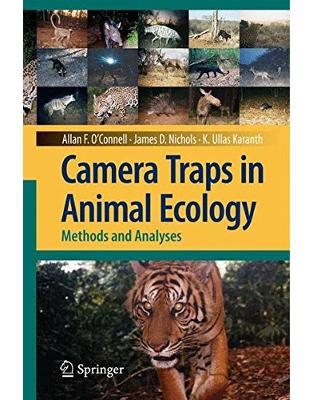 Libraria online eBookshop - Camera Traps in Animal Ecology: Methods and Analyses - Allan F. O'Connell, James D. Nichols - Springer