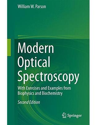 Libraria online eBookshop - Modern Optical Spectroscopy - William Parson  - Springer