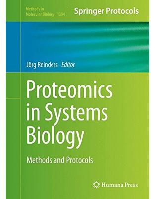 Libraria online eBookshop - Proteomics in Systems Biology: Methods and Protocols - Jörg Reinders - Springer
