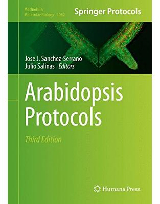 Libraria online eBookshop - Arabidopsis Protocols - Jose J. Sanchez-Serrano, Julio Salinas  - Springer