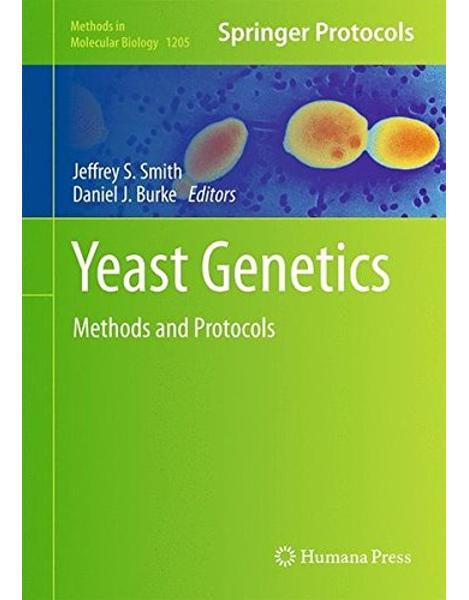 Libraria online eBookshop - Yeast Genetics - Jeffrey S. Smith, Daniel J. Burke - Springer