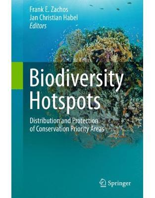 Libraria online eBookshop - Biodiversity Hotspots - Frank E. Zachos , Jan Christian Habel  - Springer