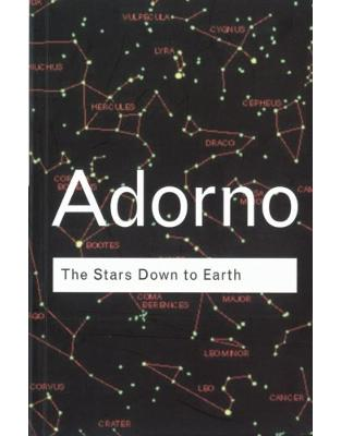 Libraria online eBookshop - The Stars Down to Earth - Theodor Adorno, Stephen Crook  - Routletge