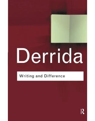 Libraria online eBookshop - Writing and Difference - Jacques Derrida - Routletge
