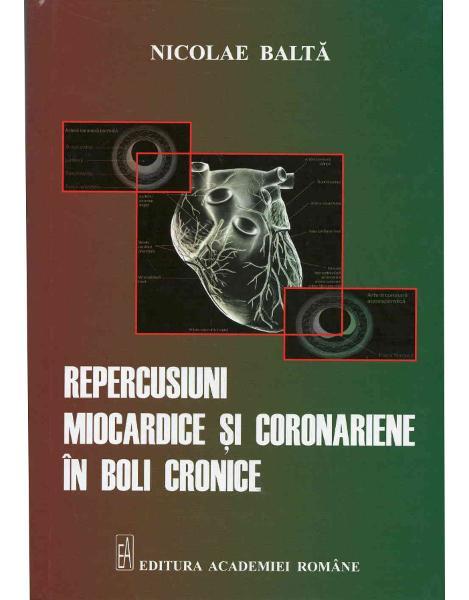 Repercusiuni miocardice si coronariene in boli cronice