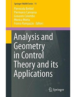 Libraria online eBookshop - Analysis and Geometry in Control Theory and its Applications - Piernicola Bettiol , Piermarco Cannarsa - Springer