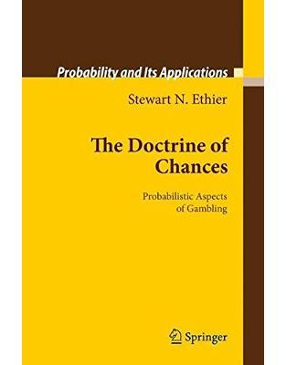 Libraria online eBookshop - The Doctrine of Chances - Stewart N. Ethier - Springer