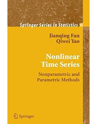 Libraria online eBookshop - Nonlinear Time Series - Qiwei Yao, Jianqing Fan - Springer
