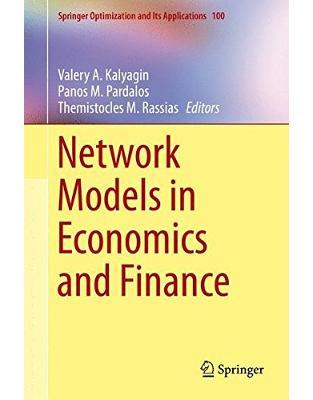 Libraria online eBookshop - Network Models in Economics and Finance - Valery A. Kalyagin, Panos M. Pardalos  - Springer