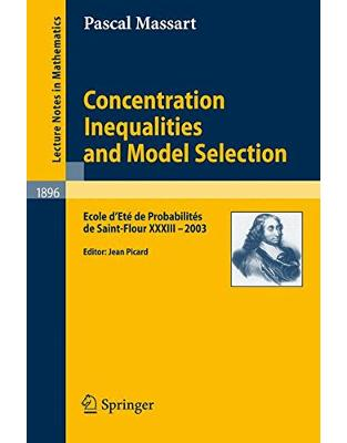 Libraria online eBookshop - Concentration Inequalities and Model Selection - Pascal Massart,  Jean Picard  - Springer
