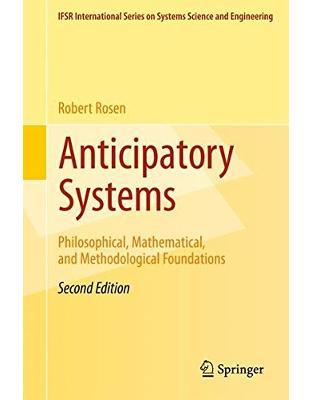 Libraria online eBookshop - Anticipatory Systems - Robert Rosen, Judith Rosen  - Springer