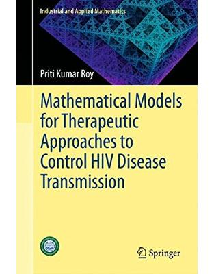 Libraria online eBookshop - Mathematical Models for Therapeutic Approaches to Control HIV Disease Transmission - Priti Kumar Roy - Springer
