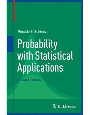 Libraria online eBookshop - Probability with Statistical Applications - Rinaldo B. Schinazi - Springer