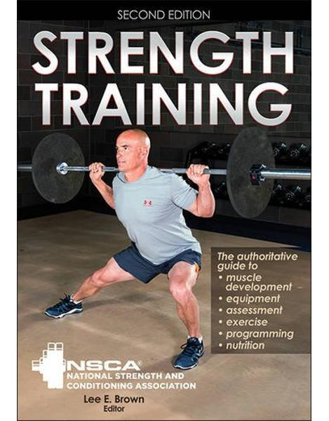 Libraria online eBookshop - Strength Training - NSCA -National Strength & Conditioning Association - Human Kinetics