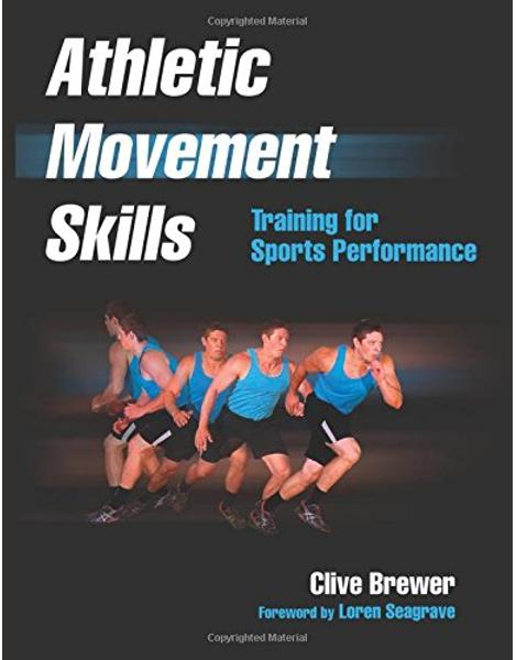 Libraria online eBookshop - Athletic Movement Skills: Training for Sports - Clive Brewer - Human Kinetics