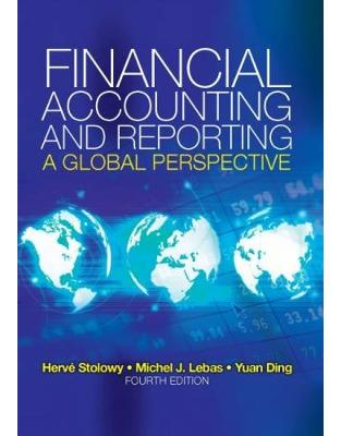 Libraria online eBookshop - Financial Accounting and Reporting: A Global Perspective -  Herve Stolowy,Yuan Ding - Cengage Learning EMEA