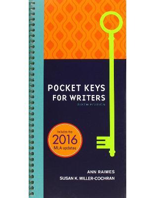 Libraria online eBookshop - Pocket Keys for Writers - Susan Miller-Cochran, Ann Raimes - Cengage Learning EMEA