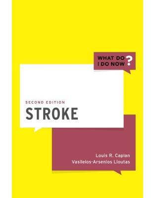 Stroke (What Do I Do Now)
