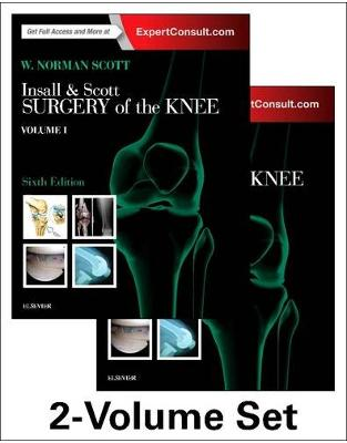 Libraria online eBookshop - Insall & Scott Surgery of the Knee, 2-Volume Set, 6th Edition - W. Norman Scott - Elsevier
