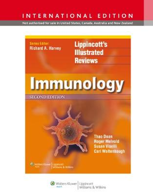 Libraria online eBookshop - Lippincott Illustrated Reviews: Immunology, 2e - Thao Doan, Roger Melvold, Susan Viselli and Carl Waltenbaugh - LWW