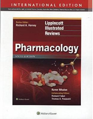 Libraria online eBookshop - Lippincott Illustrated Reviews: Pharmacology, 6e - Karen Whalen  - LWW