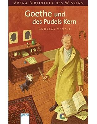 Libraria online eBookshop - Goethe und des Pudels Kern - Andreas Venzke,Klaus Puth - Arena