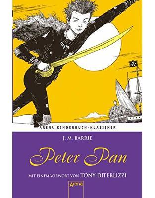 Libraria online eBookshop - Peter Pan. Mit einem Vorwort von Tony DiTerlizzi: Arena Kinderbuch-Klassiker  -  James Matthew Barrie, Hans G. Schellenberger - Arena