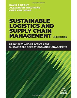 Libraria online eBookshop - Sustainable Logistics and Supply Chain Management: Principles and Practices for Sustainable Operations and Management  -  - Kogan Page