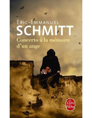 Libraria online eBookshop - Concerto a la memoire d'un ange  - Eric-Emmanuel Schmitt - HACHETTE