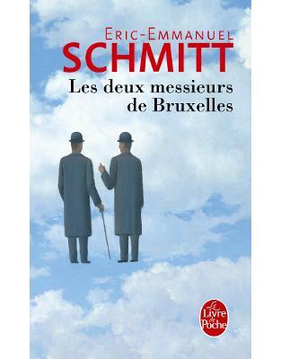 Libraria online eBookshop - Les deux messieurs de Bruxelles - Eric-Emmanuel Schmitt - HACHETTE
