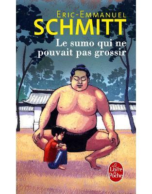 Libraria online eBookshop - Le Sumo Qui Ne Pouvait Pas Grossir - Eric-Emmanuel Schmitt - HACHETTE