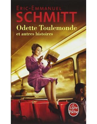 Libraria online eBookshop - Odette Toulemonde ET Autres Histoires - Eric-Emmanuel Schmitt - HACHETTE