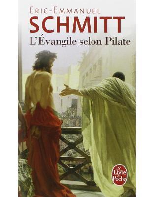 Libraria online eBookshop - L'Evangile Selon Pilate - Eric-Emmanuel Schmitt - HACHETTE