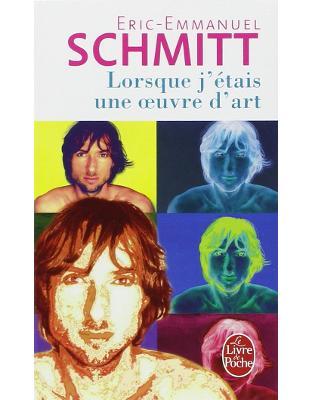 Libraria online eBookshop - Lorsque J'Etais Une Oeuvre D'Art - Eric-Emmanuel Schmitt - HACHETTE