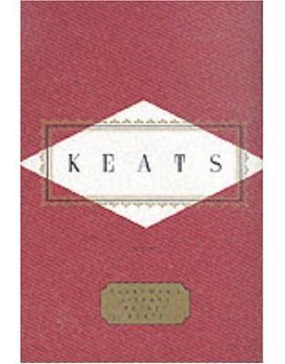 Libraria online eBookshop - Selected Poems  - John Keats - Everyman's Library