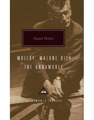 Libraria online eBookshop - Samuel Beckett Trilogy: Molloy, Malone Dies and The Unnamable - Samuel Beckett, Gabriel Jospovici - Everyman's Library