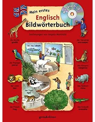 Libraria online eBookshop - Mein erstes Englisch Bildwörterbuch + CD - Angela Weinhold - Gondolino
