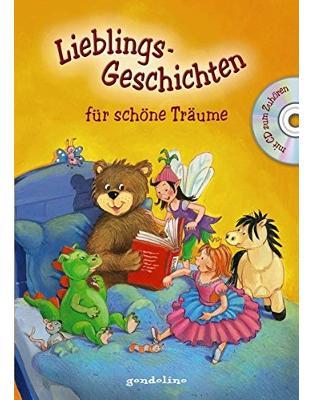 Libraria online eBookshop - Lieblingsgeschichten für schöne Träume m.CD - Gondolino - Gondolino