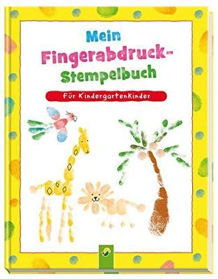 Libraria online eBookshop - Mein Fingerabdruck-Stempelbuch: Für Kindergartenkinder - Elisabeth Holzapfel  - Gondolino