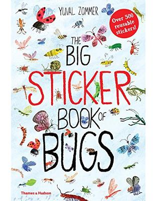 Libraria online eBookshop - The Big Sticker Book of Bugs (Sticker Books) - Yuval Zommer - Thames and Hudson Ltd