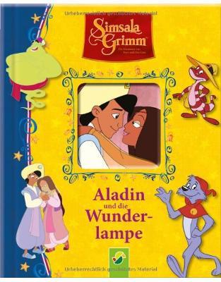 Libraria online eBookshop - SimsalaGrimm: Aladin und die Wunderlampe -  - Schwager Und Steinlein
