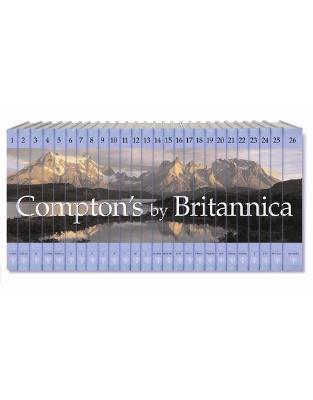 Compton's By Britannica 26 vol/set